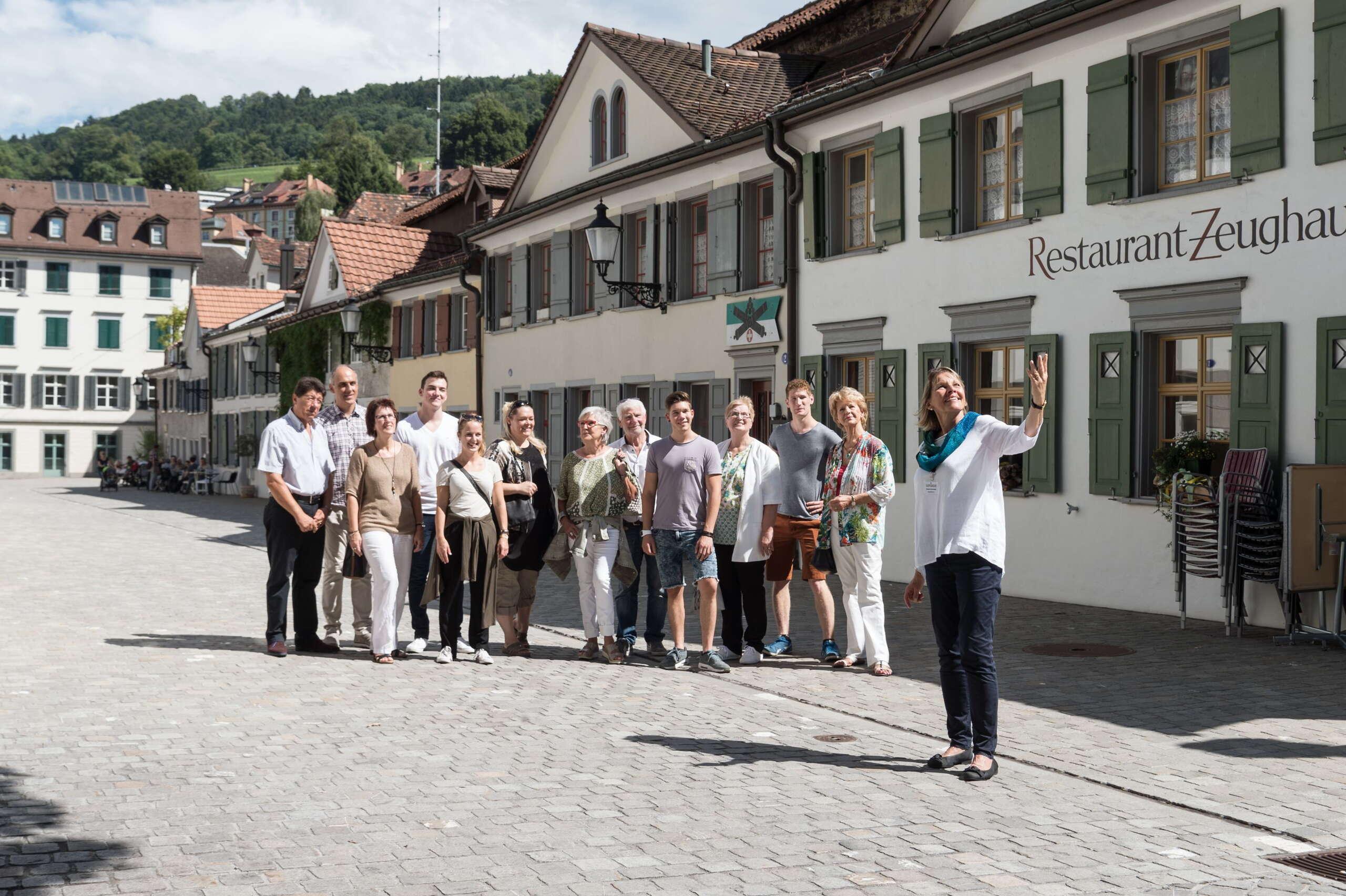 Dienstleistungen - Gemeinde Weiningen Online